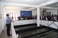 İMAM HATİP LİSESİ - Öğrenciler MESKİ Filtre Müzesi'ni Ziyaret Etti
