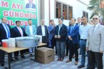 MÜFTÜ VEKİLİ - Osmaneli Belediyesi 3 Bir Kişiye Aşure Dağıttı