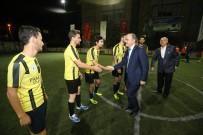 KARAHAYıT - Pamukkale'de Futbol Şöleni Başladı