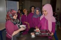 OKUL PANSİYONU - Said Nursi İmam Hatip Ortaokulu'ndan Aşure Dağıtımı