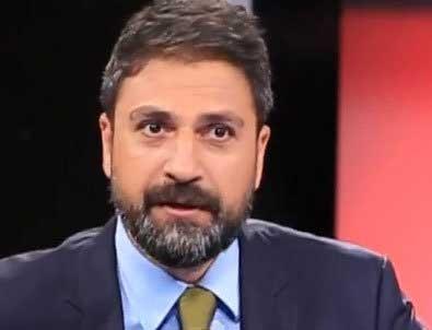 Sunucu Erhan Çelik, TRT'den istifa etti