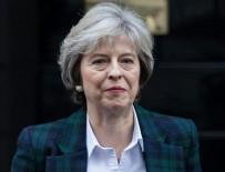 THERESA MAY - Theresa May'in koltuğu sallanıyor