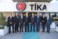 TÜRK KÜLTÜRÜ - TİKA Başkanı Çam'a Kazakistan'tan 'Bağımsızlık Madalyası'