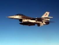 HAVA HAREKATI - TSK'dan Irak'ın kuzeyine hava harekatı