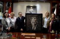 MINYATÜR - TYSD'den Başkan Ataç'a Ziyaret