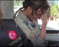 RUHSATSIZ SİLAH - Uyuşturucu Zanlısı Genç Kız Ağlayarak Adliyeye Sevk Edildi
