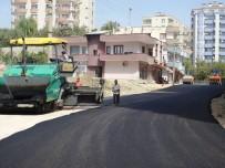 KEMAL SUNAL - Vakıfkent Mahallesinde, Yol Genişletme Ve Asfaltlama Çalışması Sürüyor