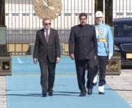 VENEZUELA - Venezuela Devlet Başkanı Maduro Külliye'de