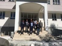 MUSTAFA ÇİFTÇİLER - Yıldız, Tortum'da Okul İnşaatını İnceledi