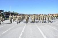 ERZİNCAN VALİSİ - 59. Topçu Eğitim Tugayı Komutanlığında Eğitim Gören 3 Bin 18 Asker Yemin Etti