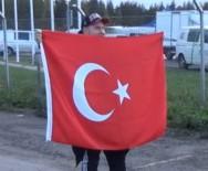 HASAN POLATKAN - A Milli Takım'ı Finlandiya'da Yalnızca Bir Taraftar Karşıladı
