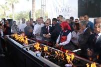 SEYHAN NEHRİ - Adana Lezzet Festivali Açılışında Sahnede İzdiham