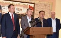 ÇANAKKALE BELEDİYESİ - AK Partili Başkanlardan CHP'li Başkana Kınama