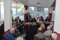 EMEKLİ ASTSUBAYLAR DERNEĞİ - Başkan Ataç TEMAD'ı Ziyaret Etti