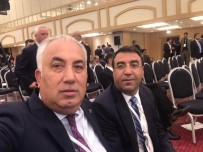 BAŞKANLIK SEÇİMİ - Başkan Toksoy Ve Altay, Belediyeler Birliği Toplantısına Katıldı