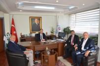 ULUDAĞ ÜNIVERSITESI REKTÖRÜ - Bursa'da Deniz Kanosu Şampiyonası Heyecanı Yaşanacak
