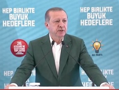 Cumhurbaşkanı Erdoğan'dan flaş İdlib açıklaması!