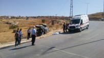 ÖLÜMLÜ - Devrilen Traktörün Altında Kalan Sürücü Öldü