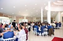 MÜFTÜ VEKİLİ - Din Görevlileri Kahvaltıda Bir Araya Geldi