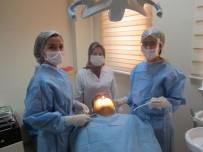 Diş Ve Çene Cerrahisi Uzmanı Kaçmaz Görevine Başladı