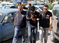 YOLCU MİNİBÜSÜ - Dolandırıcılar Tutuklandı
