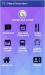 DEVAMSIZLIK - Düzce Üniversitesi Mobil Uygulaması Kullanımda