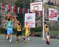FATİH BELEDİYESİ - Fatih'te Sokak Basketbolu Heyecanı