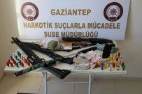 GAZIANTEP EMNIYET MÜDÜRLÜĞÜ - Gaziantep'te 30 Kilo Uyuşturucu Ele Geçirildi