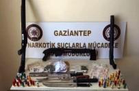 GAZIANTEP EMNIYET MÜDÜRLÜĞÜ - Gaziantep'te Narkotik Operasyonu