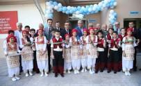 SADETTIN YÜCEL - Girne Ortaokulu'nda 'Salon' Mutluluğu