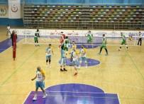 TÜRKIYE VOLEYBOL FEDERASYONU - Haliliye Voleybol Takımı, Fındıklı Sporu 3-1 Mağlup Etti