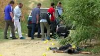 CİNAYET ZANLISI - İki Kardeşi Öldüren Cinayet Zanlısı Saklandığı Evde Yakalandı