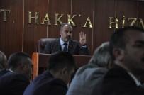 ALINUR AKTAŞ - İnegöl Belediyesi Halktan Asfalt Parası Almayacak