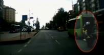 TRAFİK GÜVENLİĞİ - İstanbul Trafiğinde Tehlikeli Hareketler