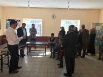 MEHMET ÖZCAN - Kaymakam Özcan, Taziye Ve Hasta Ziyaretleri Gerçekleştirdi