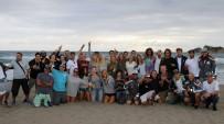 TURİZM BAKANLIĞI - Kiteboard'ün Dünya Yıldızları Akyaka'da