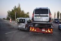 HEKİMHAN - Malatya'da Kaza Açıklaması 4 Yaralı