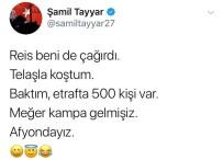ŞAMİL TAYYAR - Milletvekili Tayyar'dan Esprili Mesaj