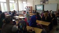 ÇAMKÖY - Öğrenci Ve Velilere Sağlık Eğitimi