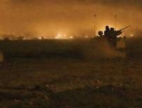 Operasyon başladı...Türk ordusu İdlib'e girdi iddiası...