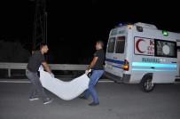 TAŞAĞıL - Özbek Kadın Kazada Öldü