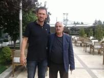 HAZIRLIK MAÇI - Popovic, Başkan Tankut İle Bir Araya Geldi
