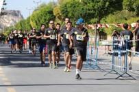 İLHAMI AKTAŞ - Postacılar Kapadokya'da Yarıştı