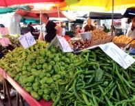 BARBUNYA - Samsun Bazı Tarım Ürünlerinde Türkiye 1'İncisi