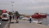 İNSAN BEDENİ - Sarıyer'de Denize Düşen Bir Genç Boğuldu