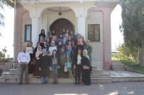 HAMIDIYE - Şeyh Edebali Üniversitesi Öğrencilerinden Bilecik Ziyareti