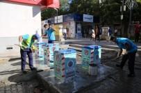 Siirt Belediyesinden Dezenfekte Çalışmaları