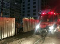 HAMIDIYE - Şişli'de Otel İnşaatında Çökme Açıklaması 1 Yaralı