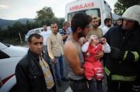 Takla Atan Araçta Can Pazarı Açıklaması 8 Yaralı