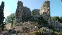 TURİZM BAKANLIĞI - Tarihi Ceneviz Kalesi Gün Yüzüne Çıkıyor